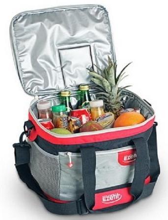 Автохолодильник Ezetil Keep Cool Freestyle 24 Red Grey - фото 3