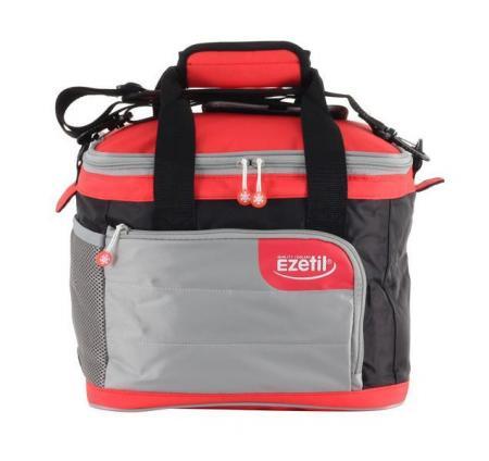 Автохолодильник Ezetil Keep Cool Freestyle 24 Red Grey - фото 6